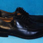 кожаные туфли jasso elba 44 размер