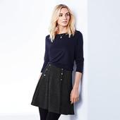 Юбка, идеально подходящая для делового стиля Tchibo (германия) размер 48 евро=54-56