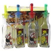 Бутылка-дозатор для уксуса или масла.