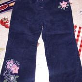 Велюровые штаны 1.5-2.5 года смотрите замеры.