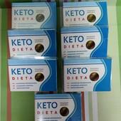 ❤️ Keto - Жиросжигающие Капсулы( 40 капсул), Средство Для Похудения