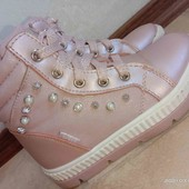 тёплые ботинки Clibee