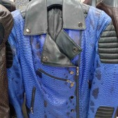 Куртка-косуха-шкіра-пітон❤️