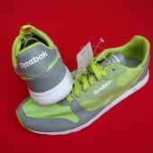 Кроссовки Reebok Classic Green оригинал 43 размер
