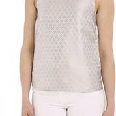 ☘ Лот 1 шт ☘ Вишукана блуза з жакардовим малюнком Sugarhill Boutique (Англія), рр. наш 44: 38 євро