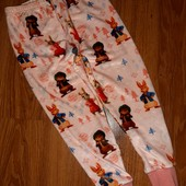 Велюровые штаны George, 3-4г / 98-104см