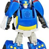 Трансформер поліція Playskool heroes Transformers the Police Bot полиция бот полисмен