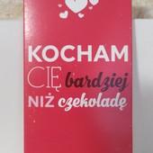 Польша. Вкуснейшая молочная шоколадка для любимки