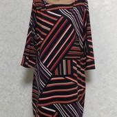 Интересное платье- туника от M&Co р.56. В состоянии новой вещи.