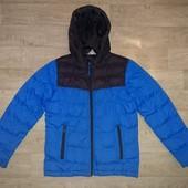Деми куртка на 11-12л