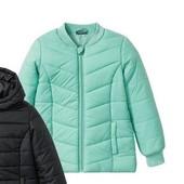 Демисезонная стеганая термо куртка, водоотталкивающая пропитка от Pepperts(германия) размер 128