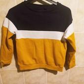 свитерок на флисе Primark 8-9 л