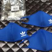 Маски,Adidas,оригінал,розмір Small.3 шт.