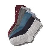 ☘ Лот 3 пара☘ Якісні бавовняні шкарпетки від tcm Tchibo (Німеччина), розміри: 39-42
