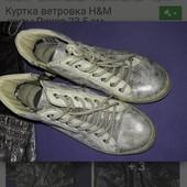 Высокие кроссовки шузы Рикер р36