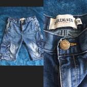 Джинсовые шорты на мальчика11-12 лет