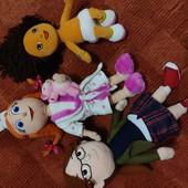 Куклы мягкие Дора, и Марго из ГадкийЯ