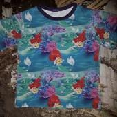 футболка девочковая