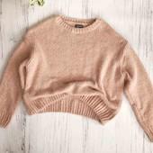 шенниловый с травкой, свитерМ/40,42евро primark, не ношен