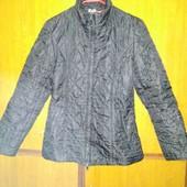Куртка чорна. розмір S