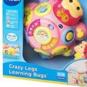 Интерактивная игрушка-каталка Божья Коровка Vtech Baby!!!! Отличная !!!