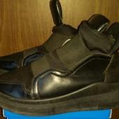 Демисезонные ботинки-кроссовки р.37-23.5 см