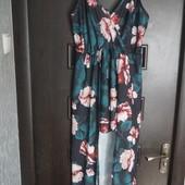Очень красивое платье-ромпер рL Сост.нового! См.все фото и описание!