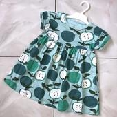 Стоп !❤яблочки)яблочки) классное фирменное платье,1,5-3 года❤ Много лотов!