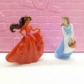принцессы 2шт