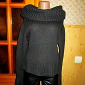 Качество! Шикарный свитерок/открытые плечи от Folio, новое состояние