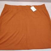 Германия!!! Эластичная женская юбка с широкой резинкой! 44/46 евро! Цвет светлее!