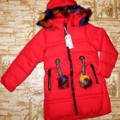 Шикарные зимние куртки на флисовой подкладке. Бесплат.дост.укр.почти