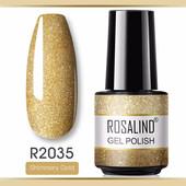 Гель-лак Rosalind 7ml ❤️Один на вибір або 2 по ставці бліц❤️Дивіться інші лоти