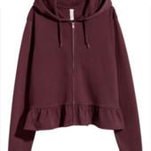 куртка/толстовка/худи H&M,48-50 р,пог 52 см