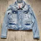 Джинсовая куртка Matalan р.14 в хорошем состоянии