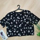 Классная блузка разлетайка р-р 48