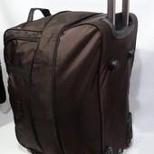 Дорожня сумка на колесах ,нова,розпродаж