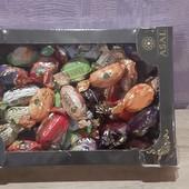 Ящик конфет ассорти. Натуральных. С орехами ,сухофруктами .1.кг