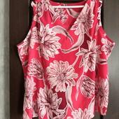 Фирменная красивая блуза в отличном состоянии р.24-26