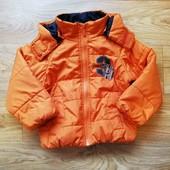 куртка курточка демисезон осень весна на 3-4 года