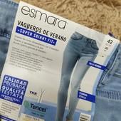 TT92.стильные джинсы Tencel syper Skinny Fit , от Esmara.