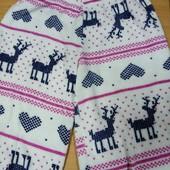 Мягенькие и теплые штаны для дома , микрофибра, Пот37-55,