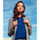 Качественный стильный блейзер-пиджак, Не требует глажки от Tchibo(Германия) размер 48 евро=54-56