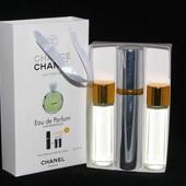 3*15мл! Всеми любимый Шанель Шанс Фреш. Не упусти свой шанс! Нежный,свежий аромат.лот фото 1