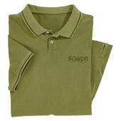 стильная мужская рубашка поло от Watsons.Спец. модель- выгоревшая на солнце