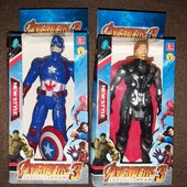 Два супергероя в лоті для вашого хлопчика