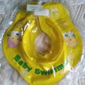 круг для купания новорожденных в ванной