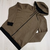 Германия! Стильный мужской худи кофта с капюшоном Xl 56-58