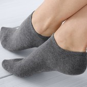 Спортивные носочки- сникерсы с утепленной стопой от Tchibo (германия ) размер 43-46