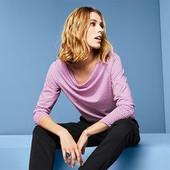 ☘ Ніжна й м'яка базова блуза від Tchibo (Німеччина), розміри наші: 54-58 (48/50 євро)